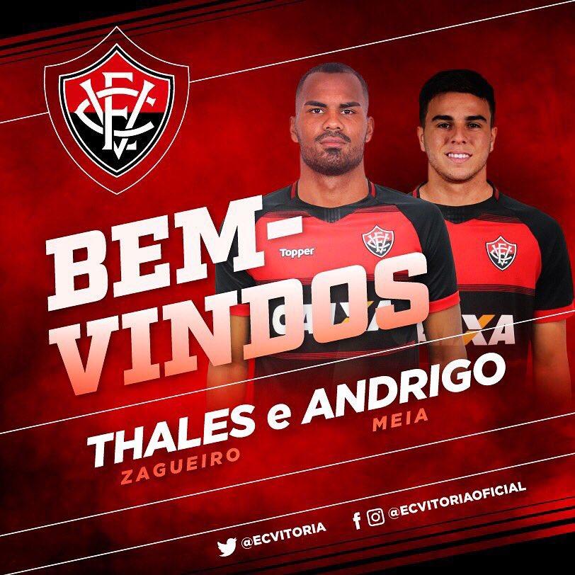 4be7ead224 A diretoria do Esporte Clube Vitória segue trabalhando nos bastidores para  reforçar o seu plantel para a temporada